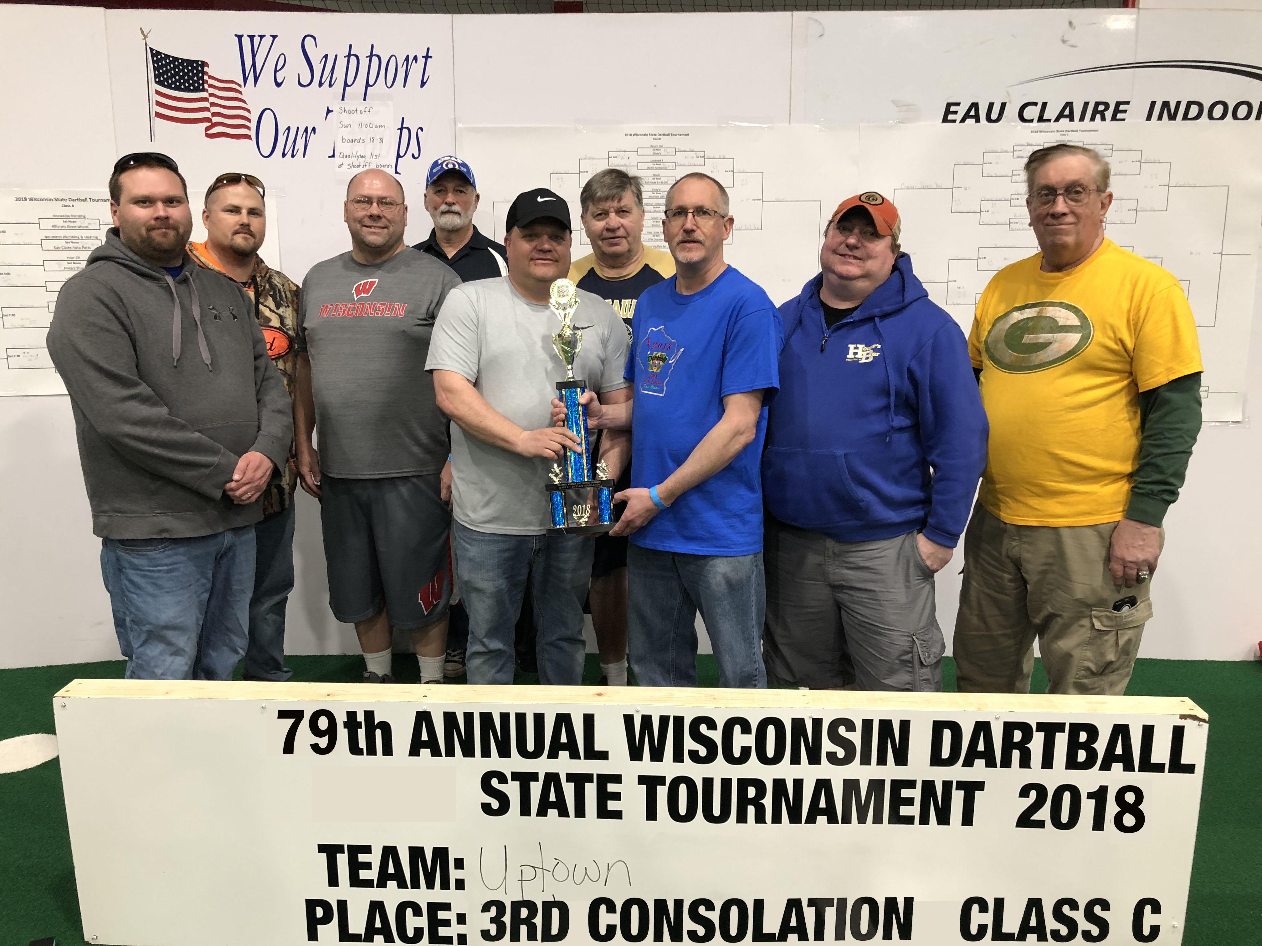Wisconsin dartball